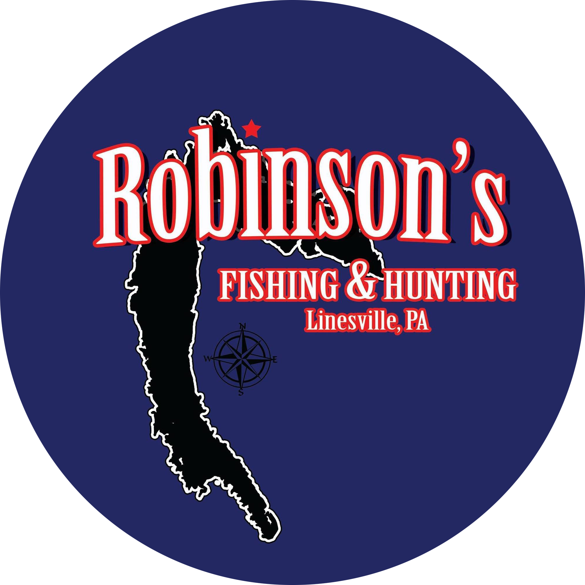 Robinson's Fishing and Hunting